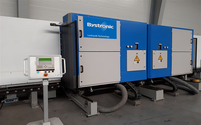 Bystronic Line 2004